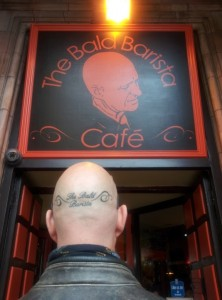 The Bald Barista
