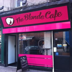 The Blonde Cafe